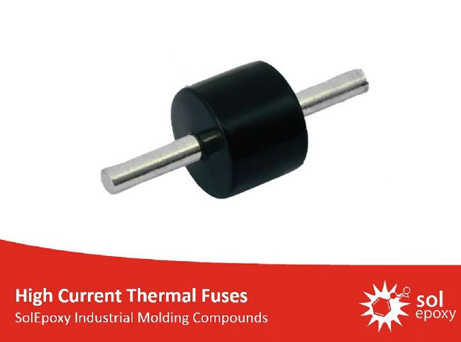 High Current Thermal Fuse - Applications for Molding