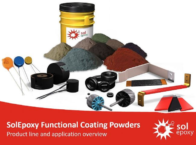 EPOXY INSULATING COATING POWDERS - Products - Molding compounds